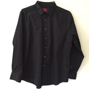 Alfani Stretch Long Sleeve Shirts